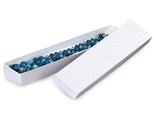 Onyx Rectangular Bracelets (Pack of 100, Solid 10 X 2 X 1