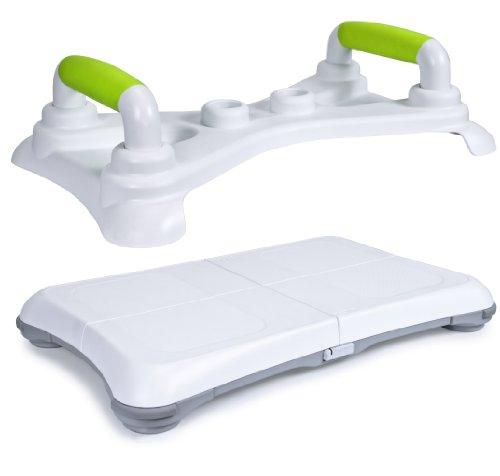 CTA Digital Push up bar For Wii Fit U & Wii Fit