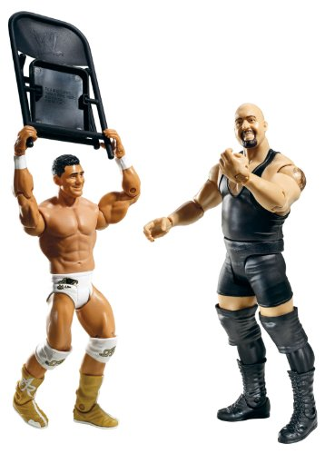 WWE Battle Pack: Alberto Del Rio vs. Big Show Figure 2-Pack Series 16 by Mattel
