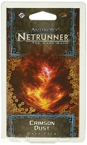 Android Netrunner LCG: Crimson Dust