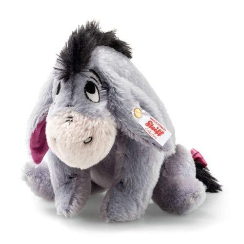 Steiff Disney Miniature Eeyore EAN 683541 Size 9 inches