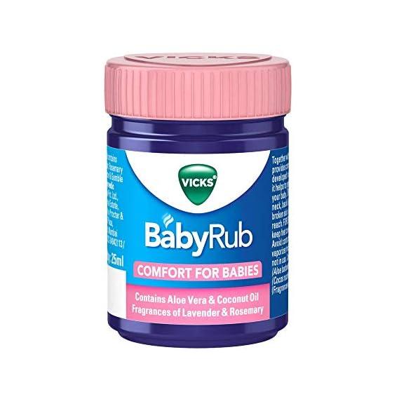 Vicks BabyRub Comfort for Babies (25ml)
