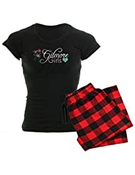 CafePress Women's Dark Pajamas - Pretty Gilmore Girls Women's Dark Pajamas
