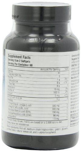 Source Oil Premium for Brain, PMS, 120