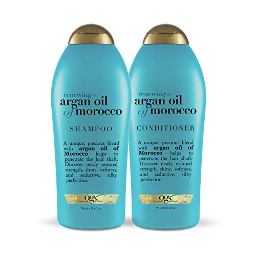 OGX Renewing Morocco Shampoo Conditioner product image