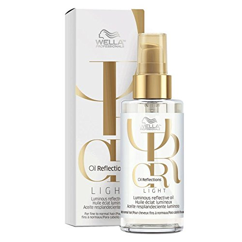 Reflections Oil (Wella Professionals Oil Reflections Light Luminous Smoothing Oil - 100 ml)