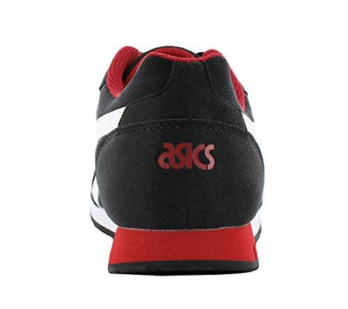 Asics Sneaker Asics uomo Sneaker Bianco Nero wBYq5WOTW
