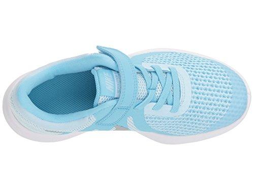 blue cobalt metallic Revolution Chill Para psv 001 4 Nike Silver Niñas Tint Multicolor Zapatillas P0AqnB