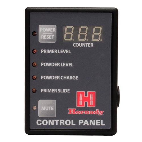 hornady control panel - 2