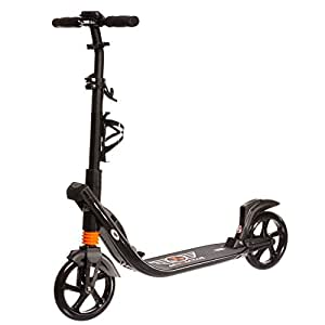 Aeroactive Adults & Teens Scooter with Dual Suspension - Completely Redesigned and Improved