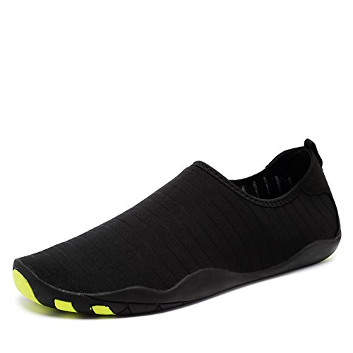 on Aqua Tw Shoes Women Water Quick Dry CIOR Drainage black Outdoor Slip System Men Sport UFqRSzO7