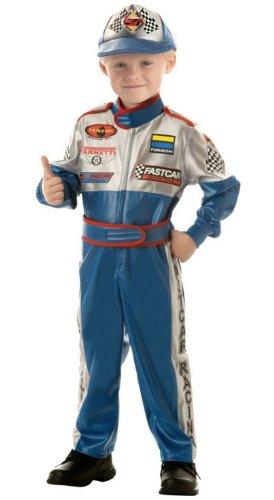 Speedway Superstar Costume - Toddler - Toddler (3-4) - Speed Racer Costume Toddler