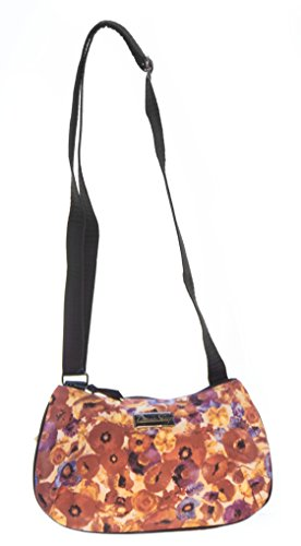 Donna Sharp Purse - Donna Sharp Poppy Field Anne Bag