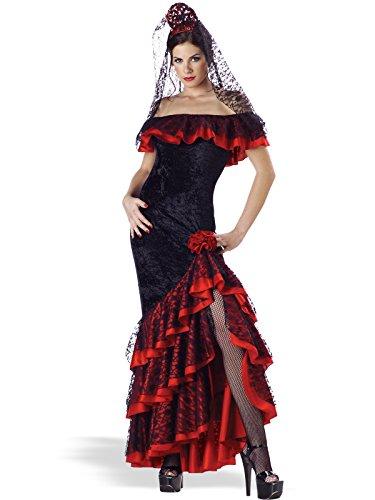 Senorita Adult Costume - Large