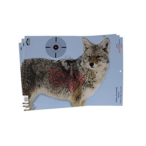 Pregame Coyote 16.5?x 24? Tgt -3 targets - Coyote Target
