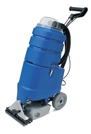 Nacecare AVB4X Self-Contained Extractor, 4 Gallon Capacity, 1.34 Hp, 106 CFM Airflow, 0.4 gpm, 33' Cord Length