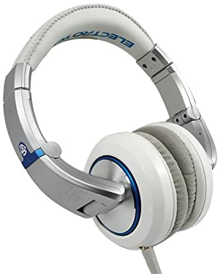 Numark Electrowave Pro Studio & Dj Headphones - White - New