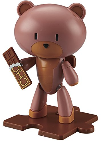 Bandai Hobby 1/144 Bittersweet Brown & Chocolate Build Fighters Action Figure