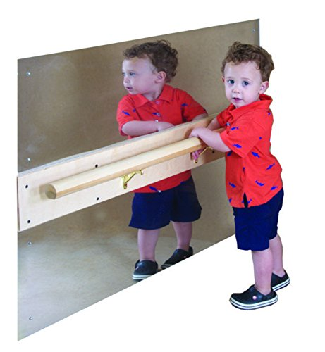 Kids Coordination Mirror (Kids' Station by Peffer Cabinets KS-T3047 KIDS' STATION COORDINATION MIRROR)