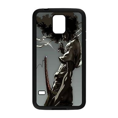 afro samurai series samsung galaxy s5 case afro ninja from