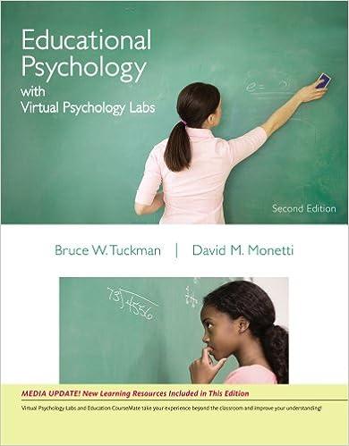 Cengage Advantage Books: Educational Psychology with Virtual Psychology Labs