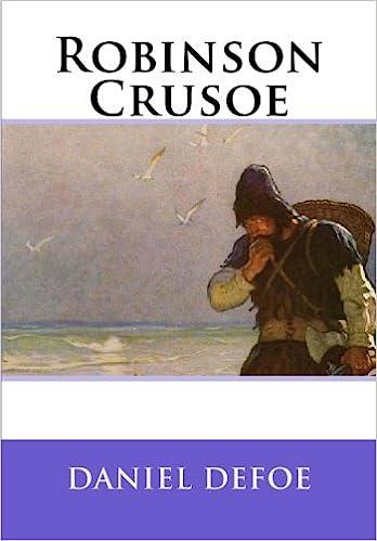 Robinson Crusoe Pdf English