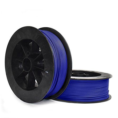 NinjaTek 3DCH02129020 NinjaTek Cheetah TPU Filament, 3.00mm, TPE, 2kg Sapphire (Blue) (Pack of 1)