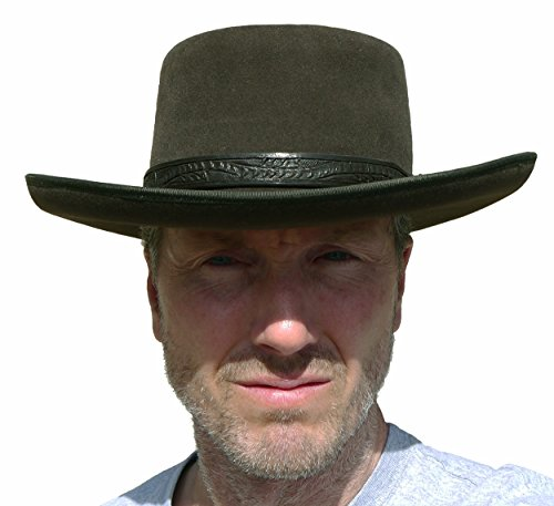 Clint Eastwood Spaghetti Western Cowboy Hat - Rabbit Fur in Size 7 5/8 by Straightline