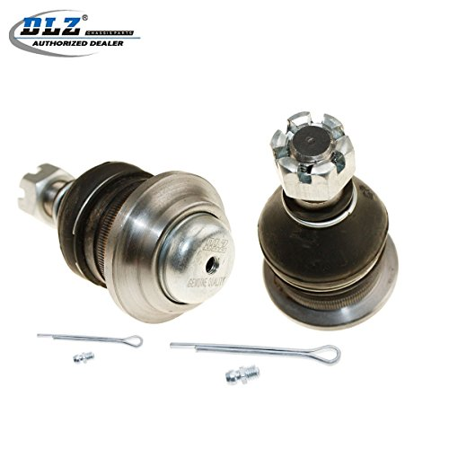 DLZ 2 Pcs K9372 Front Upper Ball Joint Compatible with 1981 Dodge D50 1982 Dodge D50 RWD 1987-1989 Dodge Raider 1983-1985 Dodge Ram 50 1983-1985 Mitsubishi Mighty Max 1983-1991 Mitsubishi Montero