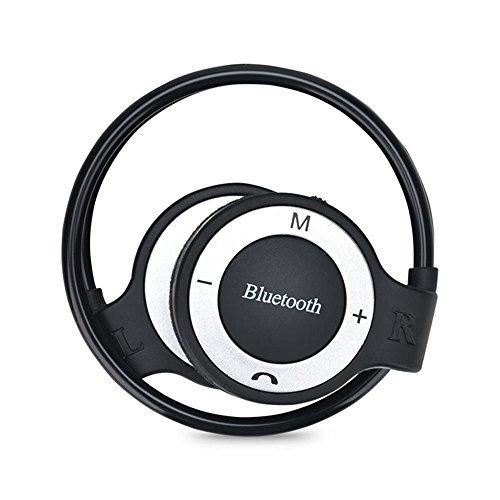 New Bluetooth Earphone Wireless Sports Neckband Headset Ster