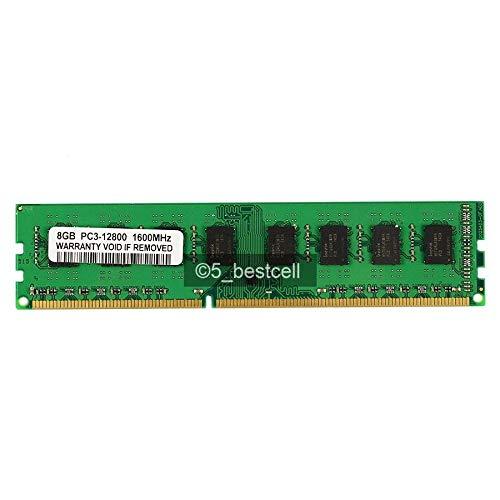 2800 DDR3-1600MHz 240pin DIMM Desktop Memory AMD CPU Upgrade ()