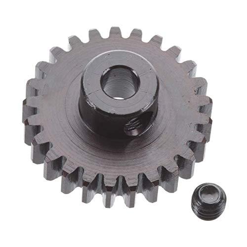 TEKNO RC LLC M5 Pinion Gear, 25T, MOD1, 5mm Bore, M5 Set Screw, TKR4185 (25t Gear Pinion)