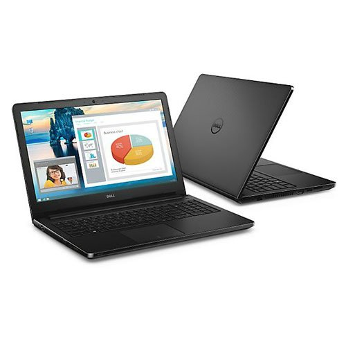 Dell Vostro 3568 15.6-inch Laptop (5th Gen Celeron/4GB/500GB/DOS/Integrated Graphics), Black