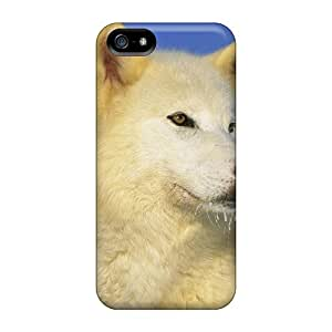 New Arrival Wolf For Iphone 5/5s Case Cover