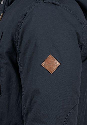 Insignia Chaqueta Invierno 1991 Clarki Solid Teddy Blue de para Hombre aApw0qv