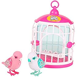 Little Live Pets Love Birds with Cage - Season 4