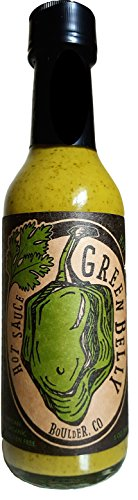 Green Belly Hot Sauce by Green Belly Foods