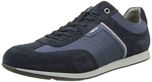 Shoes Trainers Clemet B Mens Blue GEOX U Blue Casual YRv5ZAxw