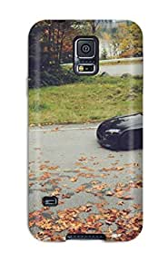 MhspJRV4908wGgbI Alex D. Ulrich Awesome Case Cover Compatible With Galaxy S5 - Black Honda S2000 Hair Pin S Fallen Leaves Street Cars Other