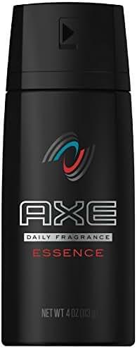 Axe Body Spry Essence Size 4z Axe Essence Body Spray 4oz