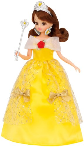 Licca-chan Princess Dress Set (Campaign) (japan import) - Licca Dress Set