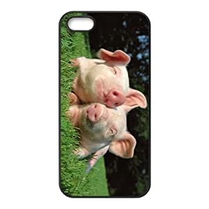 The Pig Love Hight Quality Plastic Case for Iphone 5s