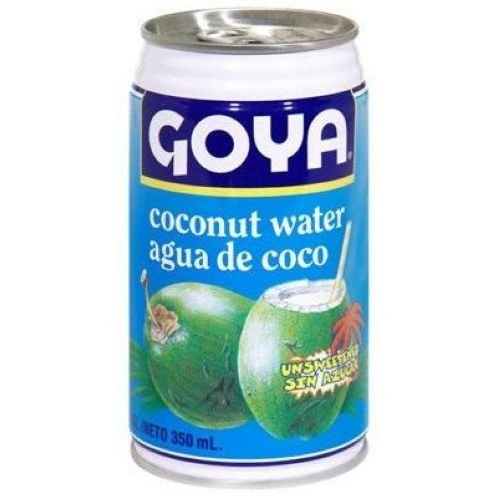 Goya Coconut Water 96x 17.6OZ by Goya
