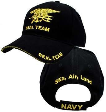 US Navy Seal Trident Ball Cap