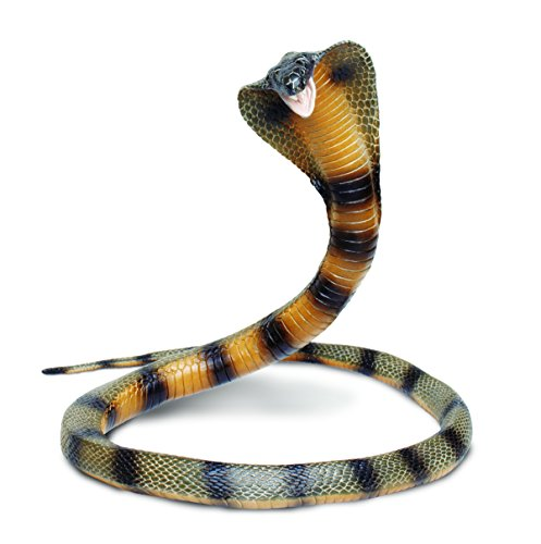 Safari Ltd Incredible Creatures Cobra -