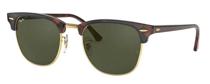Ray-Ban Rb3016 Clubmaster - Gafas de sol unisex: Amazon.es ...