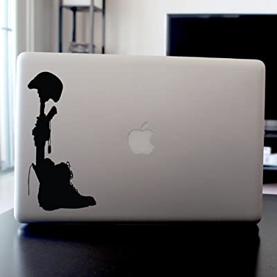 Soldier Gear Vinyl Decal for Car Window, Laptop, Wall Etc