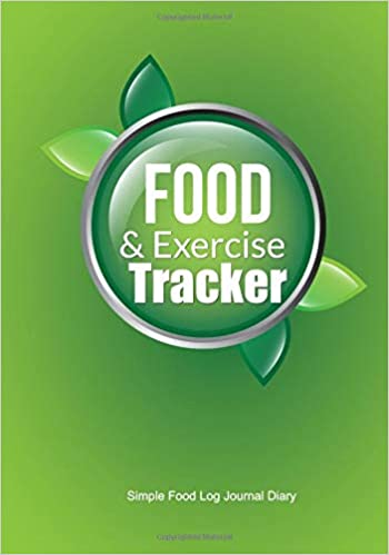 food exercise tracker simple food log journal diary track your