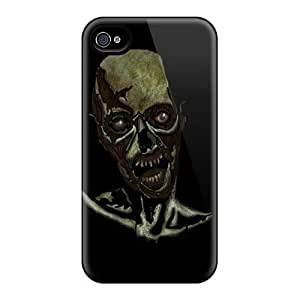 Durable Cell-phone Hard Cover For Iphone 4/4s With Provide Private Custom Nice Nirvana Pattern InesWeldon
