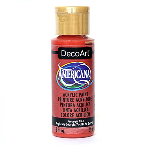 DecoArt Americana Acrylic Paint, 2-Ounce, Georgia - Paint Georgia